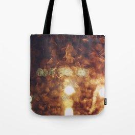 Mixed Light Tote Bag