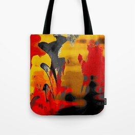 Le Volcan Tote Bag