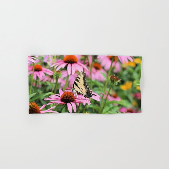 Swallowtail Hand & Bath Towel