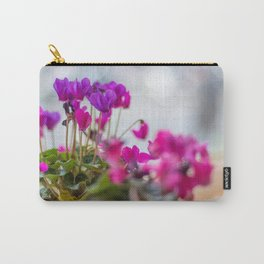 Dots of Purple Carry-All Pouch