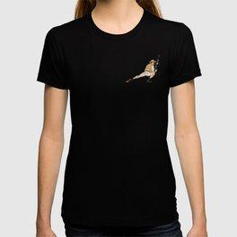 Jurassic Park Pin-Ups ~ Robert Muldoon T-shirt