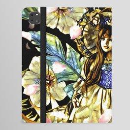 Evening Beauty iPad Folio Case