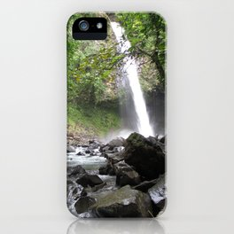 Hard Water iPhone Case