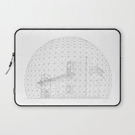 Montreal Biosphere Laptop Sleeve