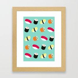 Konnichiwa Framed Art Print