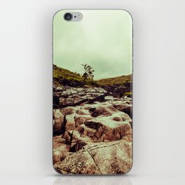 SCOTLAND / Glen Etive, Highlands / 02 iPhone Skin
