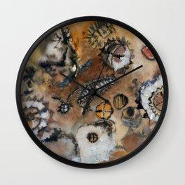 NATIVE FAITH Wall Clock