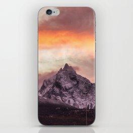 Monte Olivia - Ushuaia iPhone Skin