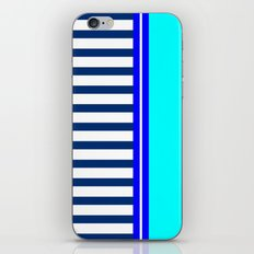 bluz iPhone & iPod Skin
