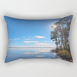 Blackwater Sunburst Marsh Rectangular Pillow