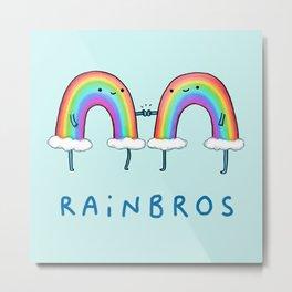 Rainbros Metal Print