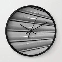 Blinds – Jalousie Wall Clock