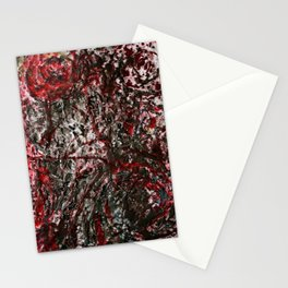 Encaustic Series - Gunshot Stationery Cards