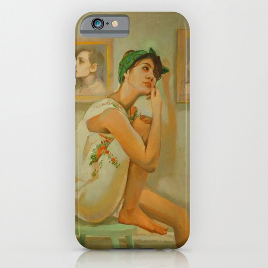 The Walls Have Ears iPhone & iPod Case