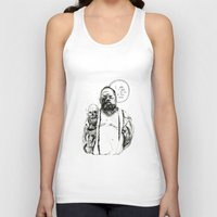 notorious big Tank Tops featuring Biggie Notorious by Maddison Bond