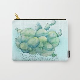 PRICKLY RAIN Carry-All Pouch
