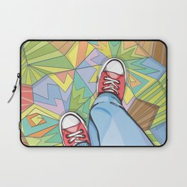 Converse Dream Laptop Sleeve