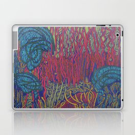 ABSTRACT FOREST 2 Laptop & iPad Skin
