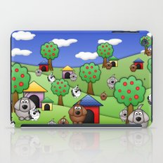 Billy, Bob & Fido.  iPad Case