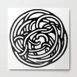 Knot 4 Metal Print