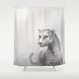 leopard Shower Curtain