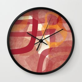 Another Geometry 3 Wall Clock