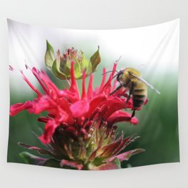 Bee Mine Wall Tapestry