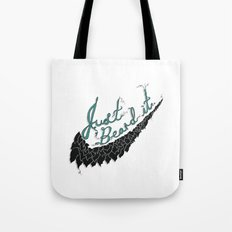 Just Beard it Tote Bag