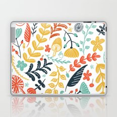 Forest Flora Laptop & iPad Skin