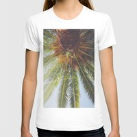 palms T-shirts featuring Palms by crashley96