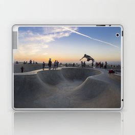 Skateboard Laptop & iPad Skin