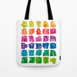 HUE I Tote Bag