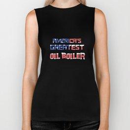 America's Greatest Oil Boiler Biker Tank