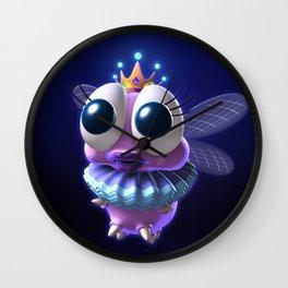 Princess Lumina Wall Clock