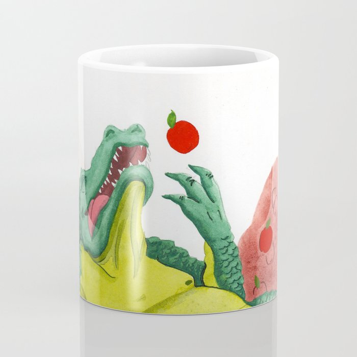 Allison's Alligator Coffee Mug