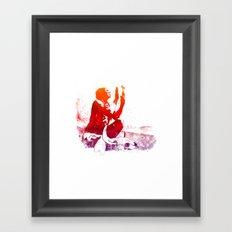 Delawares Framed Art Print
