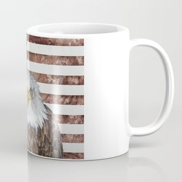American Bald Eagle Patriot Coffee Mug
