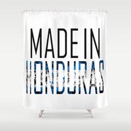 Made In Honduras Shower Curtain