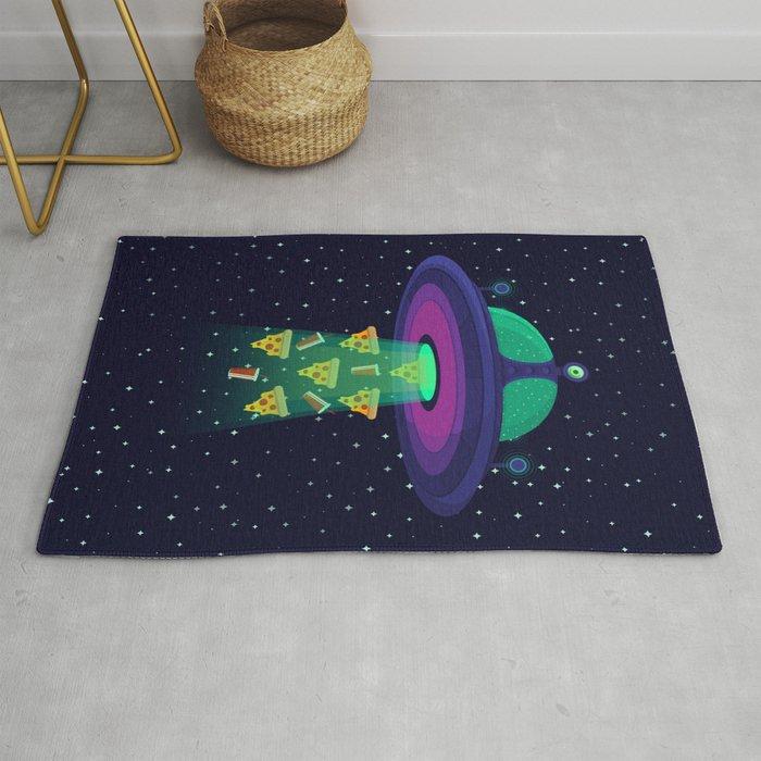 Alien Munchies Rug