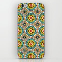 Panoply Pattern iPhone Skin