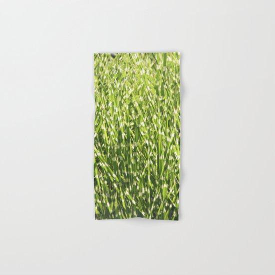Fresh green Hand & Bath Towel