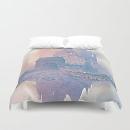 Castle 1 Duvet Cover