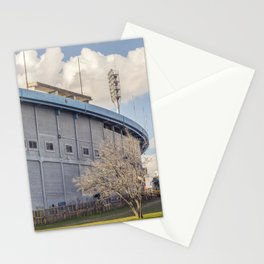 Centenario Stadium Facade, Montevideo - Uruguay Stationery Cards