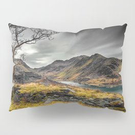 Peris Lake Snowdonia Pillow Sham