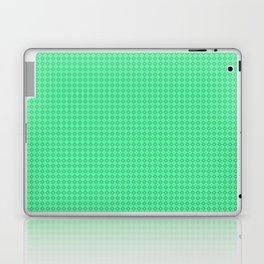 Mint Green Abstract I Laptop & iPad Skin