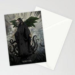 Revenge Of Gaia Stationery Cards