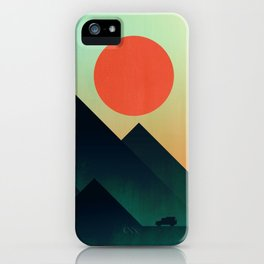 World to see iPhone Case