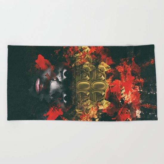 Coming of Age Beach Towel