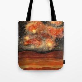 Beautiful Galaxy II Tote Bag