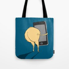 iPhone 4 S : For Ass Tote Bag
